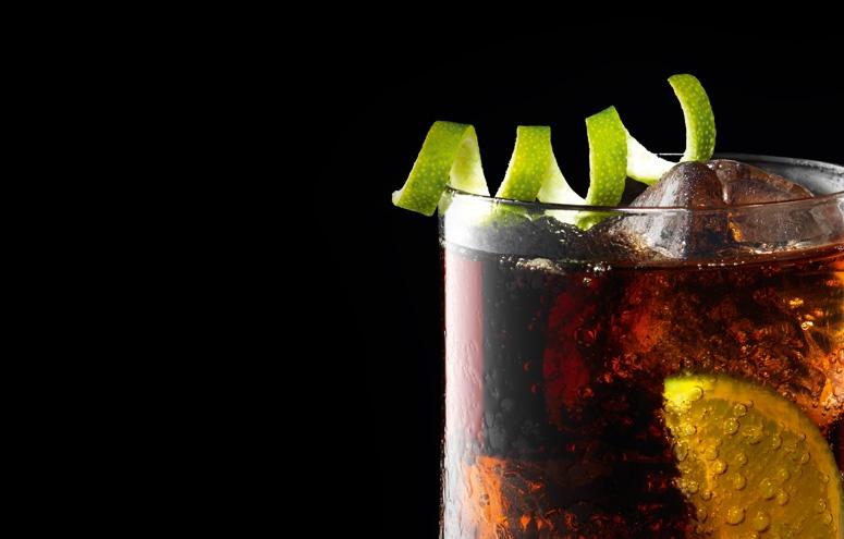 Алкогольный коктейль будильник