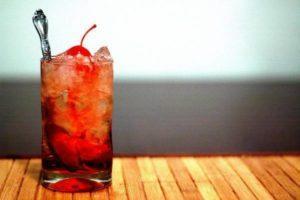 Готовый коктейль Shirley Temples