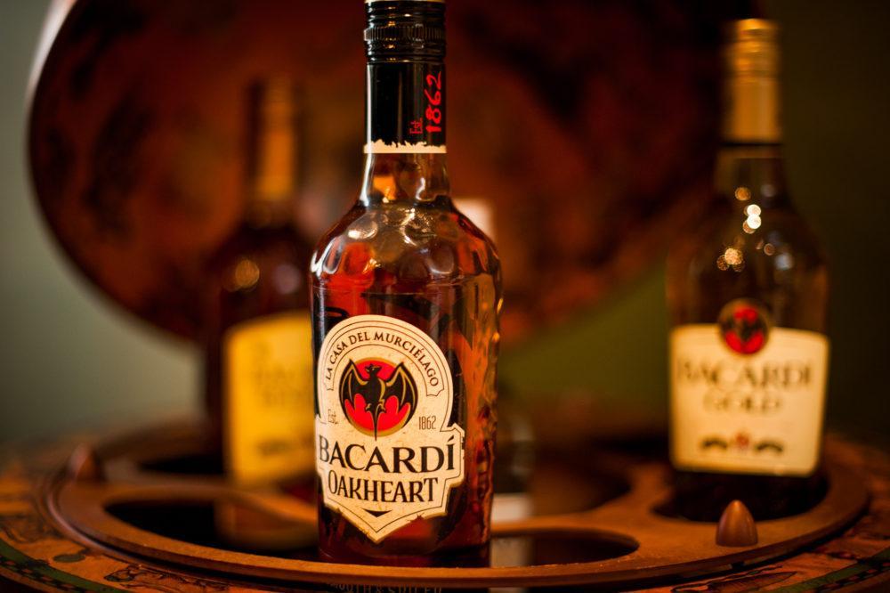 Bacardi Oakheart