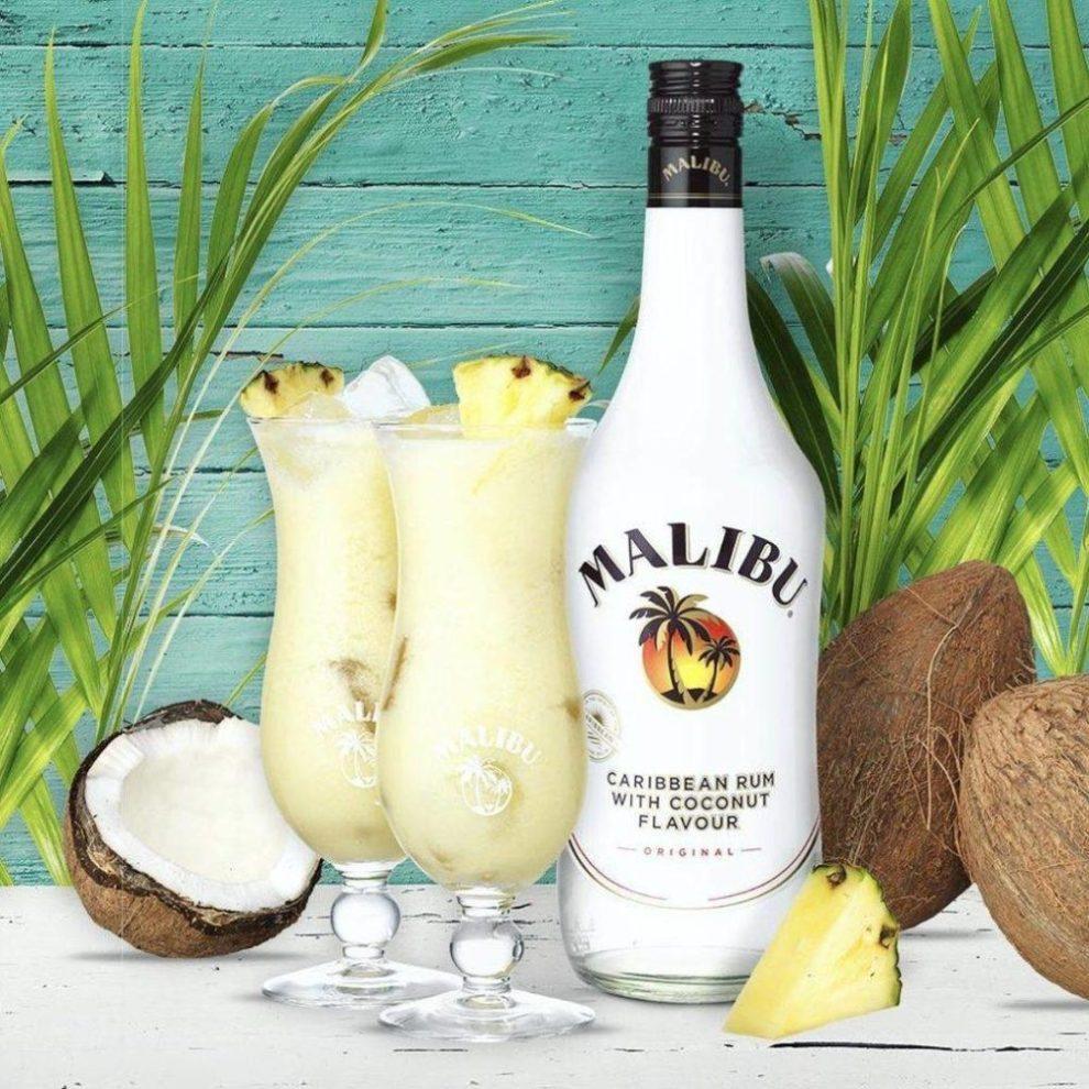 Ликер Malibu