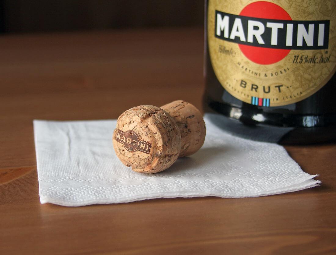 Мартини Брют