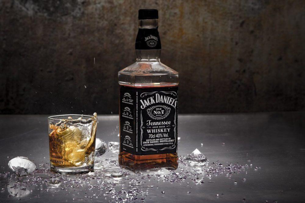 Джек Дэниэлс виски оригинал