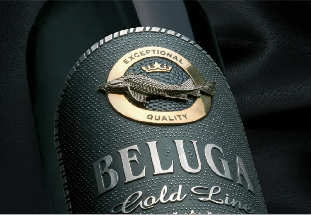 Оригинал водки Белуга