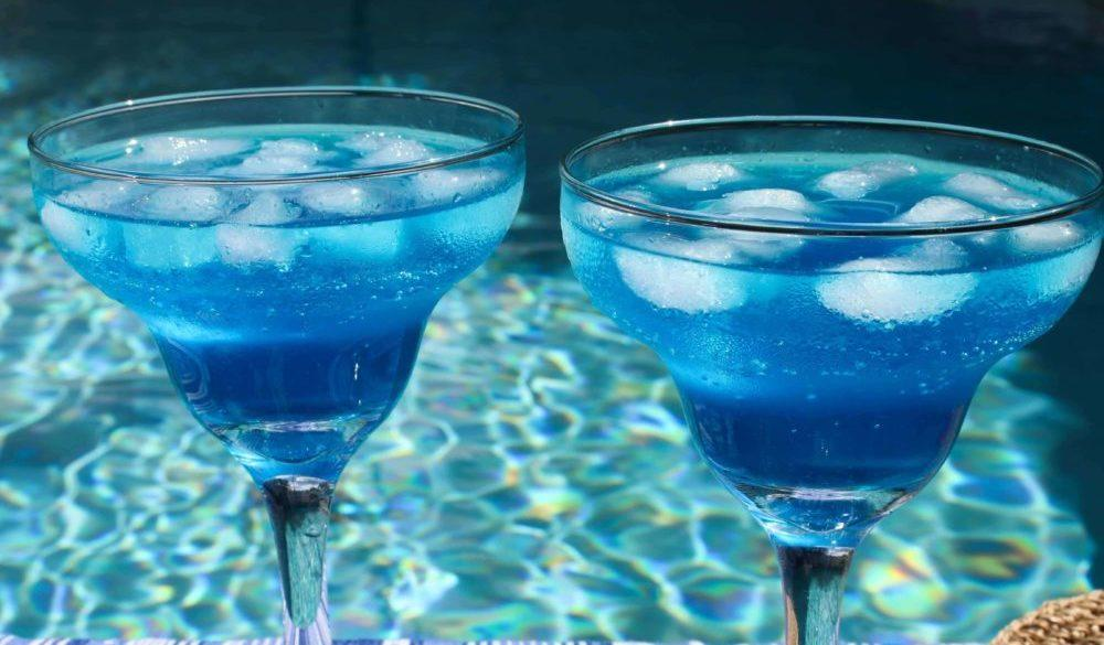 Синяя водка