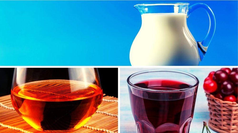 Составляющие напитка
