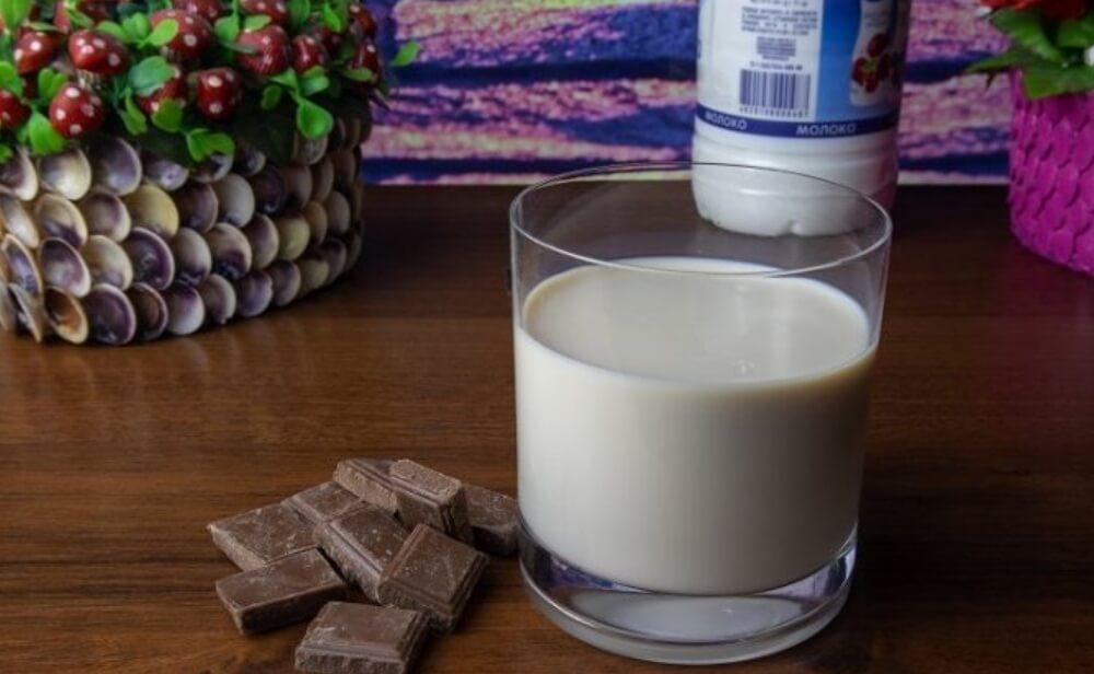 Водка со сгущенным молоком