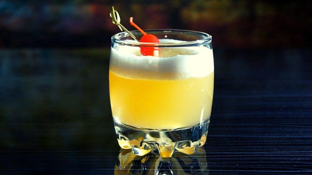 Коктейль «Виски Сауэр»