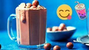 Шоколадный милкшейк