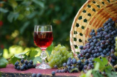 Как сделать вкусное домашнее вино из винограда